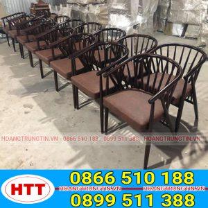 Bàn ghế gỗ Genny - GGHTT003