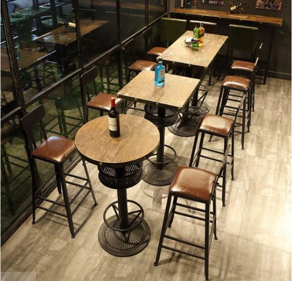Bàn ghế bar - beer club sang trọng