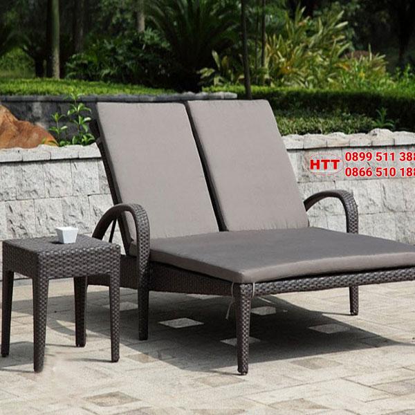 Bàn ghế khách sạn - resort HTT011