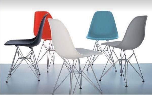 Bàn ghế sắt trà sữa mặt nhựa đa dạng màu sắc
