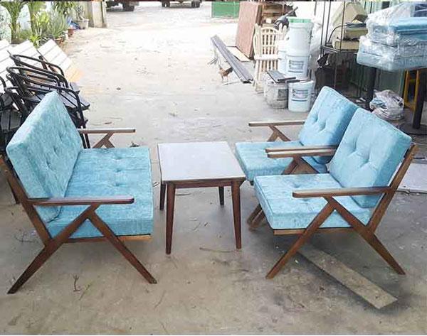 Sofa cafe gỗ SFHTT004